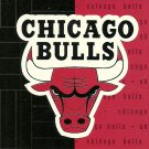 1998 Collector's Choice Chicago Bulls Team Set Franchise History No. CB11