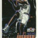 1999 Skybox Chris Webber No. 140