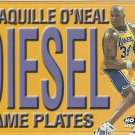 1999 Skybox Name Plates Shaquille O'Neal No. 10 of 10