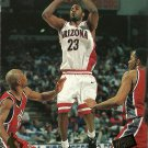 1998 Press Pass Michael Dickerson No. 20 RC