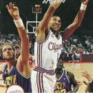 1994 NBA Hoops Mark Jackson No. 95