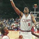 1994 NBA Hoops Danny Manning No. 96