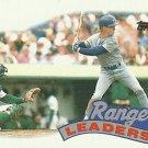 1989 Topps Texas Rangers No. 729