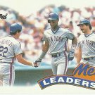 1989 Topps New York Mets No. 291