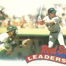 1989 Topps Boston Red Sox No. 321