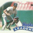 1989 Topps New York Yankees No. 519