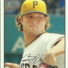 2016 Topps Heritage Gerrit Cole No. 425