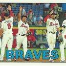 2016 Topps Heritage Atlanta Braves No. 356