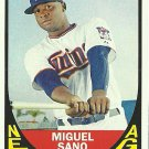 2016 Topps Heritage New Age Performers Miguel Sano No. NAP-MSA