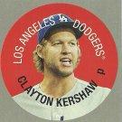 2016 Topps Heritage Disc Cards Clayton Kershaw No. 67TDC-CK
