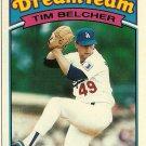 1988 Topps Kmart Dream Team Tim Belcher No. 9