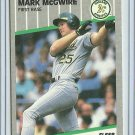 1987 Fleer Mark McGwire No. 17