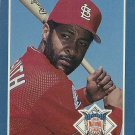 1989 Donruss Ozzie Smith No. 62