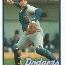 1989 Topps Mike Scioscia No. 755