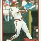 1989 Topps Barry Larkin No. 515