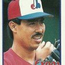 1989 Topps Denny Martinez No. 313