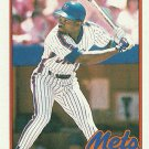 1989 Topps Mookie Wilson No. 545