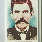 2009 Topps Allen & Ginter's Doc Holliday No. 343 Mini