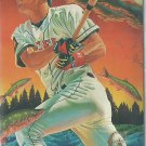 1995 Fleer Illustrations Tim Salmon No. 5 of 6