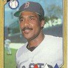 1987 Topps Jim Rice No. 610
