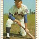 1987 TCMA Bud Harrelson No. 2-1969