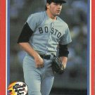 1987 Fleer Baseball's Hottest Stars Roger Clemens No. 10 of 44