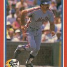 1987 Fleer Baseball's Hottest Stars Keith Hernandez No. 21 of 44