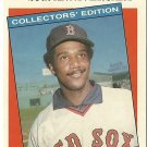 1987 Topps Kmart 25th Anniversary Jim Rice No. 18