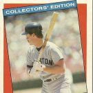 1987 Topps Kmart 25th Anniversary Wade Boggs No. 23