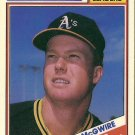 1988 Topps Revco Mark McGwire No. 17