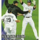 2010 Topps Colorado Rockies No. 397