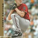 2009 Upper Deck First Edition Max Scherzer No. 10