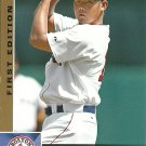 2009 Upper Deck First Edition Daisuke Matsuzaka No. 38