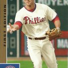 2009 Upper Deck First Edition Chase Utley No. 227
