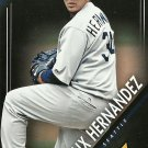 2013 Pinnacle Felix Hernandez No. 101