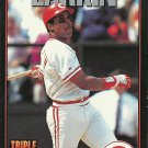 1993 Triple Play Barry Larkin No. 31