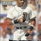 1993 Upper Deck Future Heroes Barry Bonds No. 56 of 63