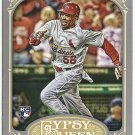 2012 Topps Gypsy Queen Adron Chambers No. 208 RC