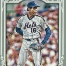 2013 Topps Gypsy Queen Dwight Gooden No. 290