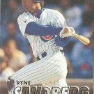 1997 Fleer Ryne Sandberg No. 282