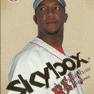 2004 Skybox Autographics Pedro Martinez No. 32