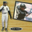 1997 Upper Deck UD3 Frank Thomas No. 16