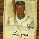 2007 Upper Deck Artifacts Delmon Young No. 78 RC