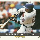 1993 Topps Barry Bonds No. 2