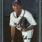 2010 Bowman Chrome Prospects Julio Teheran No. BCP105 RC