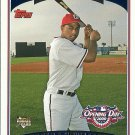 2005 Topps Opening Day Brandon Watson No. 162 RC
