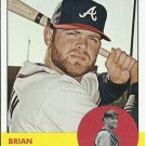 2012 Topps Heritage Brian McCann No. 308
