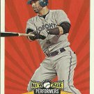 2012 Topps Heritage New Age Performers Jose Bautista No. NAPJB