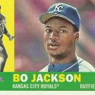 2017 Topps Archives Bo Jackson No. 52