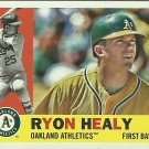2017 Topps Archives Ryon Healy No. 63 RC